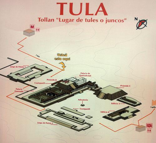 16 - Tula Site map