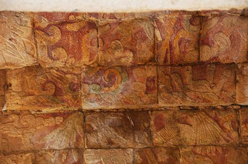 Chichen Itza - 06 - Colored relief