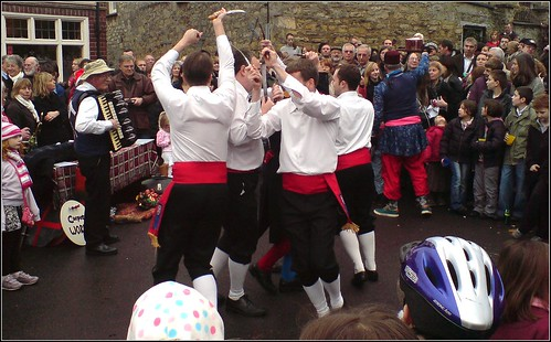 Headington Quarry Morris Dance