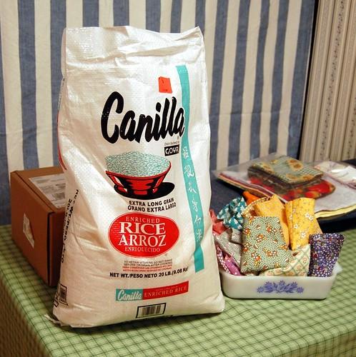 Mmm, rice. (by jeninmaine)