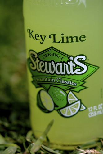 Wasting time with key lime