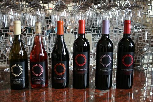 Tertulia Cellars Wines