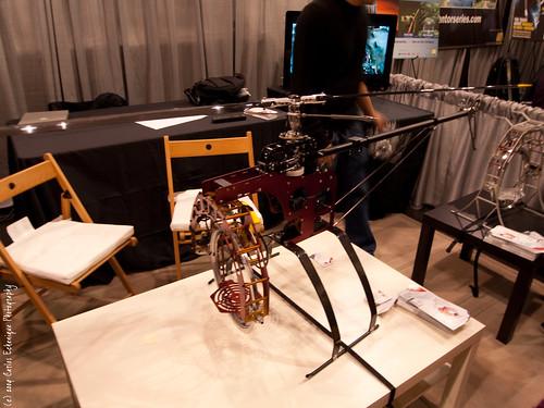 Radio Controlled Aerial Camera Rig