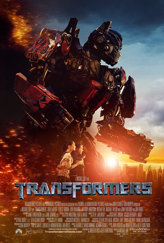 Transformers One Sheet