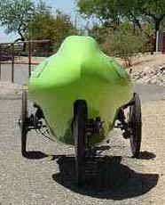 Goblin Motors GoblinCricket Tail Fairing