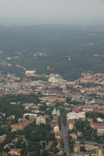 Basanavičiaus g. ir Katedra