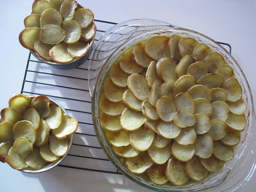 Potato-topped Lamb Pies