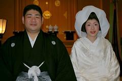 結婚式@出雲大社 東京分祠 - 4