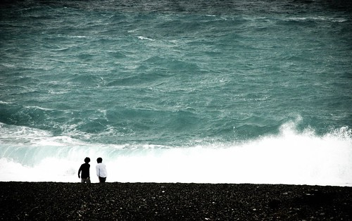 Valentines, 攝於花蓮七星潭海邊