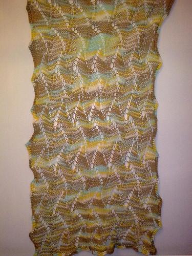 shawl knit