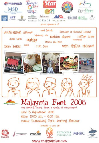 MFest 2006 Poster