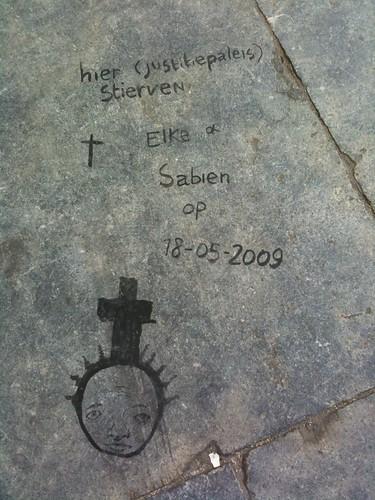 RIP Elke en Sabien