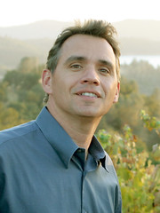 Andrew Fèrriere -- the host of Wine Camp