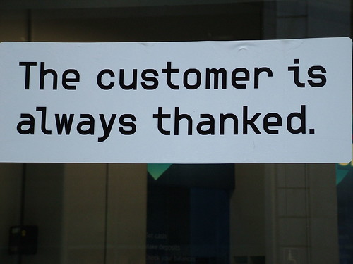 Okay...thanked for what?