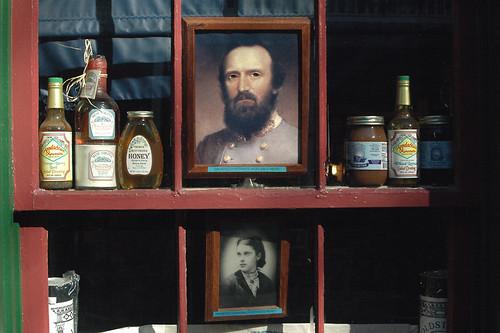 Harpers Ferry Store Window