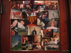 Front Door Photo Collage