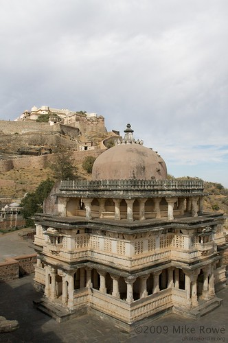 Temple at Kumbalgarh