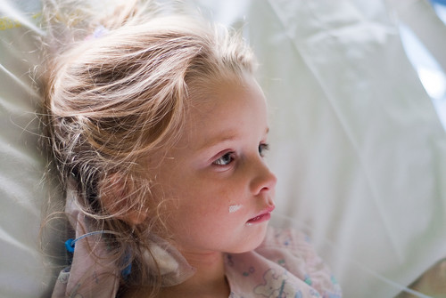 Anna in pediatrie