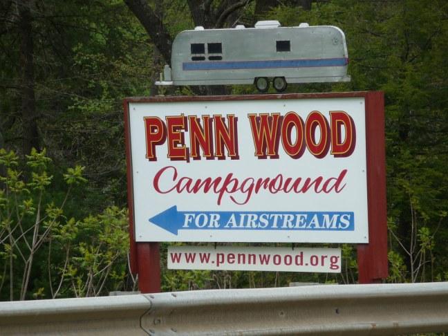 Penn Wood Entrance