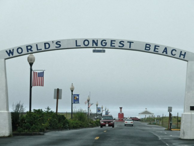 """Long Beach, Oregon is apparently home to the """"World's Longest Beach"""""""