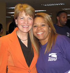 Coakley And SEIU