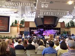 Saddleback-Gottesdienst 3