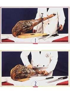 utensilios y corte de la caña