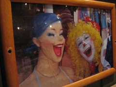 the scary picture at chili's