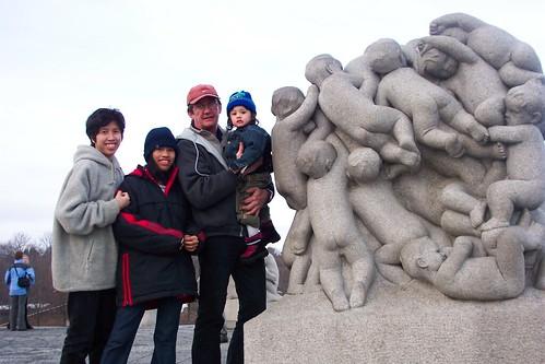 Bjørnstad Family