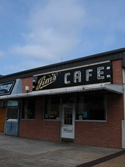 Jim's Cafe, Greenville MS