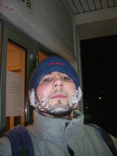 Jorge un poco congelado...