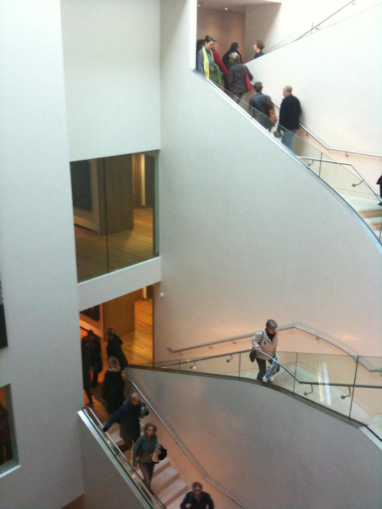 New Ashmolean | Escher remodelled