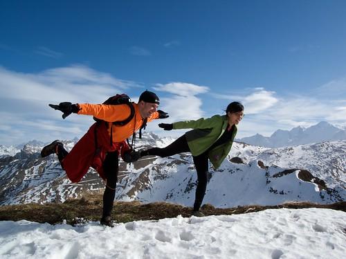 Bad Mountain Ballet