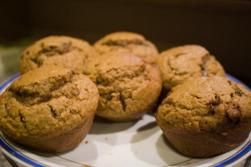 first muffin