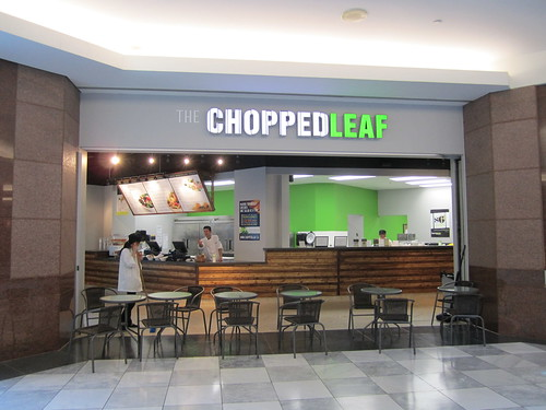 Chopped Leaf
