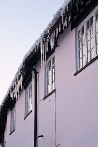 Headington icicles 2