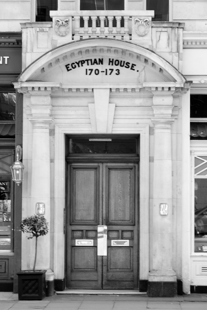 Egyptian House.