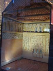 Representación en Mazapán de la Sinagoga del Tránsito