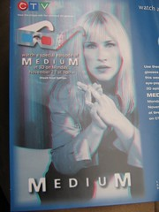 Medium is 3D on Monday