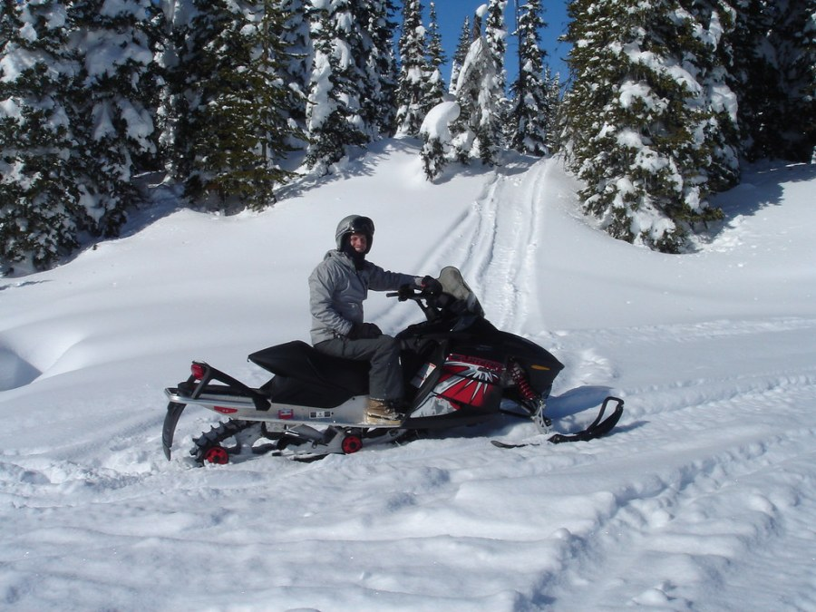 BJ Snowmobile