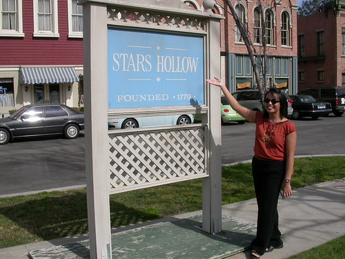 Welcome to Stars Hollow