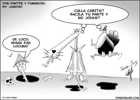 Fumanchu by Jugoso