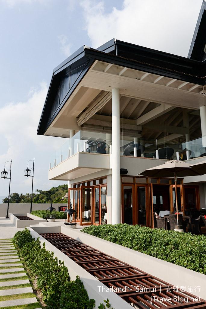 蘇美島酒店 InterContinental Samui Baan Taling Ngam Resort 22