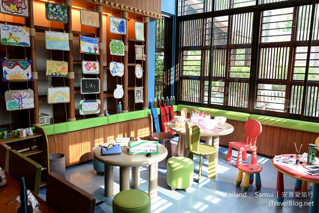 蘇美島酒店 InterContinental Samui Baan Taling Ngam Resort 03