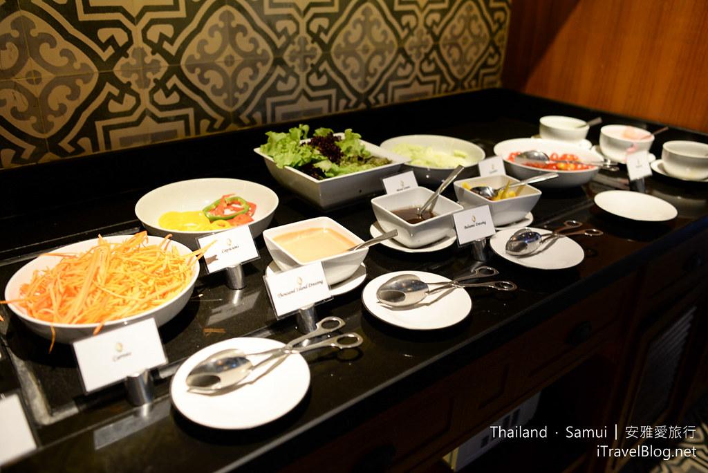蘇美島酒店 InterContinental Samui Baan Taling Ngam Resort 31