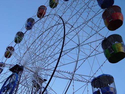 Big ol Ferries Wheel
