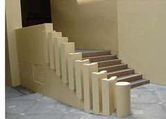 stair sculpture 2