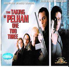 Pelham 1 2 3 VCD Front