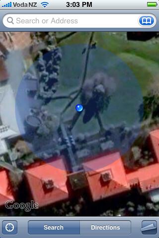 iPhone GPS4
