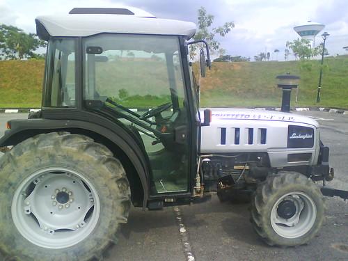 MARDI Lamborghini Tractor 2